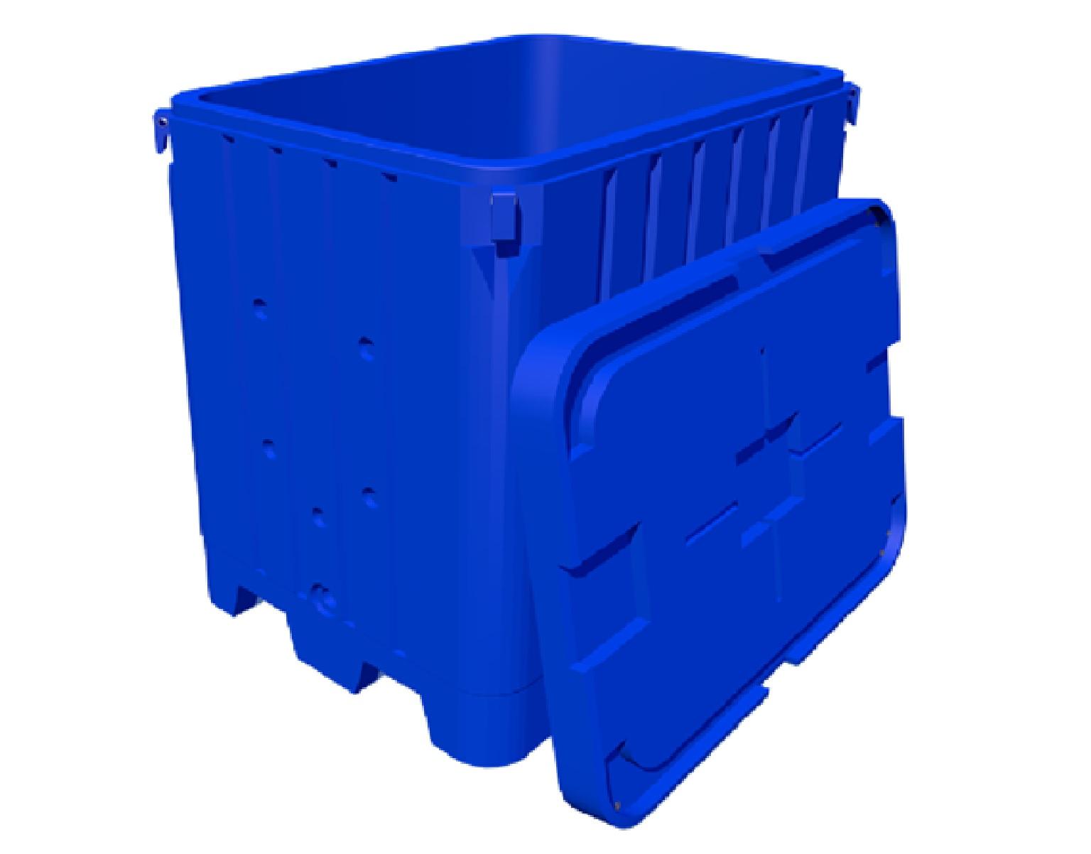 Caja Termica 1000Lts Anga004 L93XA124XH122